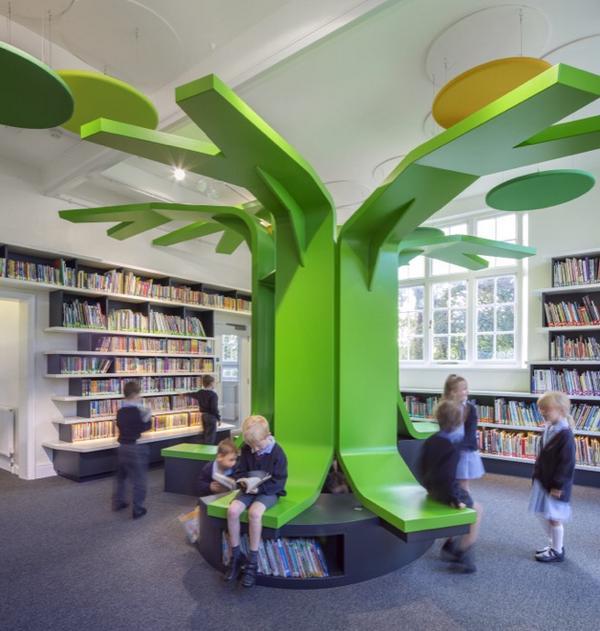 Home Study Interior Design Courses Uk: Tree Of Knowledge. Dame Bradbury's School, Safron Walden