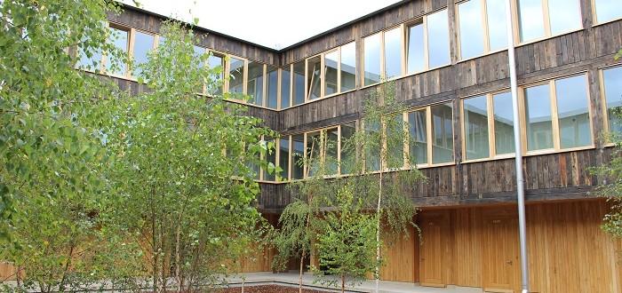 Cowan Courtyard 2